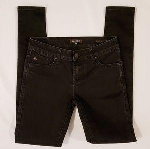 Dear John black metro jeggings denim jeans legging